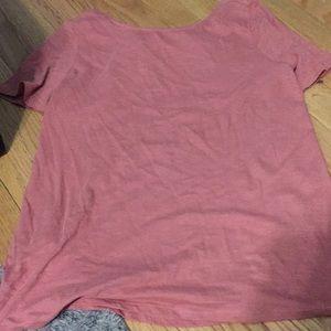 Ann Taylor coral shirt